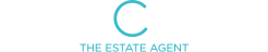 Chris George The Estate Agent in Kettering Logo